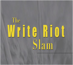 The Write Riot Slam