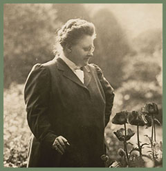 Amy Lowell by Bachrach