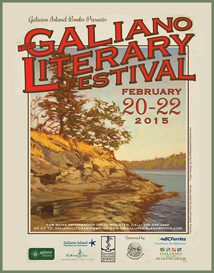 Galiano Literary Festival 2015