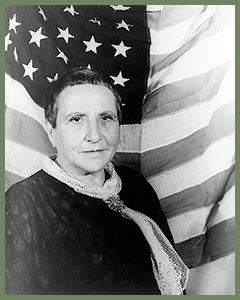 gertrude stein poetry and grammar essay Stein's poetry is a terrific example of modernist literature, which is demonstrated in its unusual use of language that breaks free from traditional english literary conventions and attempts to .
