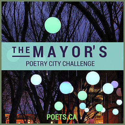 The Mayor's Poetry City Challenge