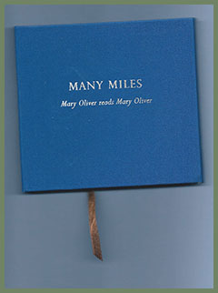 Mary Oliver CD