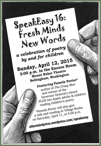 SpeakEasy 16: Fresh Minds New Words