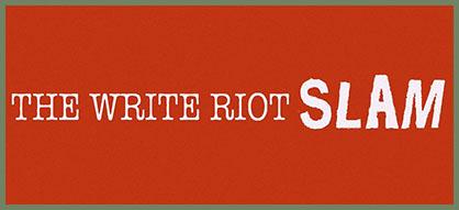 Write Riot Slam
