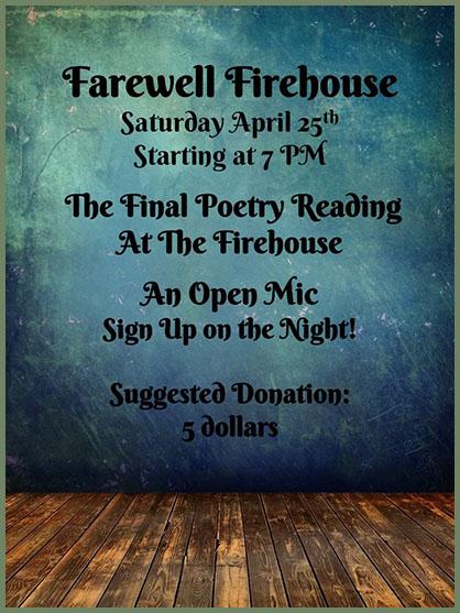 Farewell Firehouse