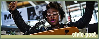 Seattle Civic Poet