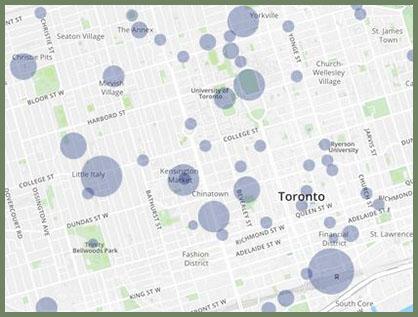 Toronto Poetry Map