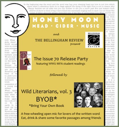 Bellingham Review event