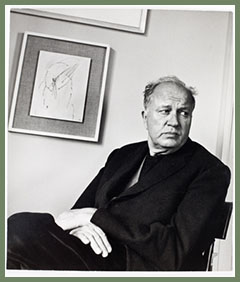 Roethke by Mary Randlett