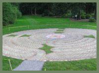 Fairhaven Park labyrinth