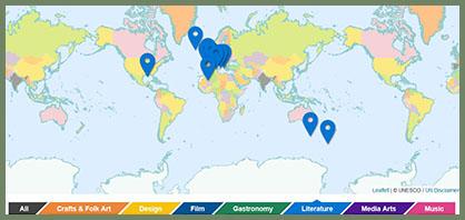 UNESCO Cities of Literature