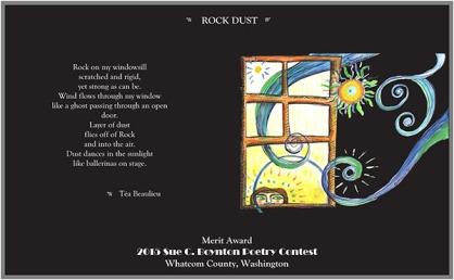 ROCK DUST by Téa Beaulieu