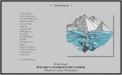 NOOKSACK by Rick Hermann
