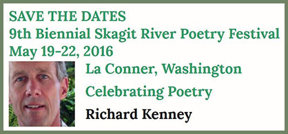 Skagit River Poetry Festival 2016