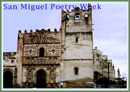 San Miguel Poetry Week