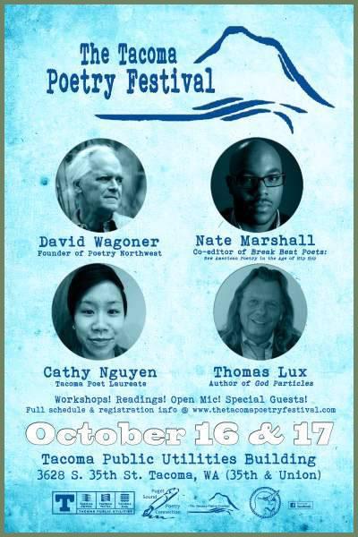 Tacoma Poetry Festival 2015