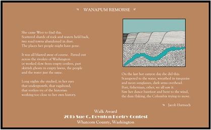 WANAPUM REMORSE by Jacob Hartsoch