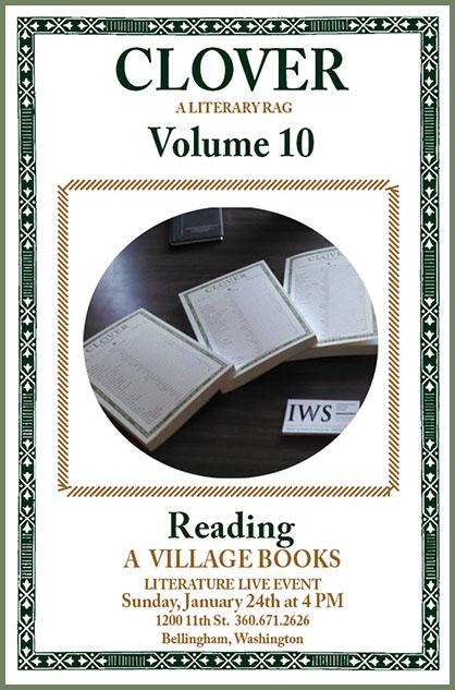 Clover: A Literary Rag, vol. 10