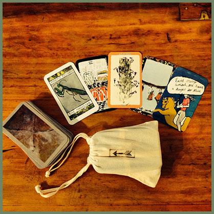 Emily Dickinson Tarot