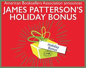 James Patterson Holiday Bonus-2015