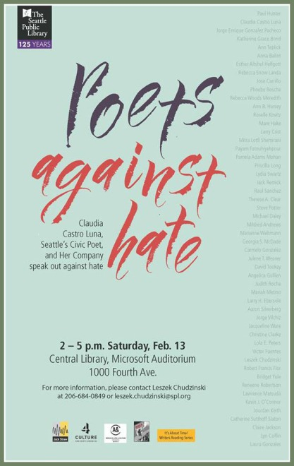 Poets Against Hate