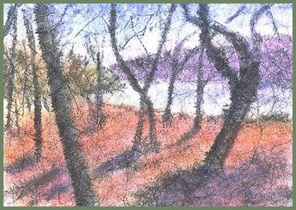 Sheila Sondik - Canal Path II