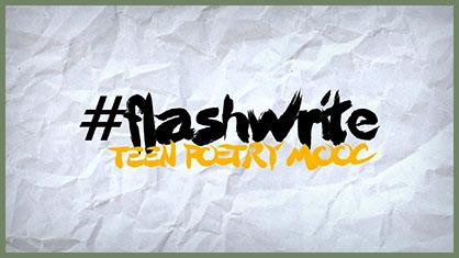 teen poetry MOOC