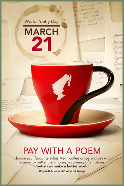 Pay with a Poem