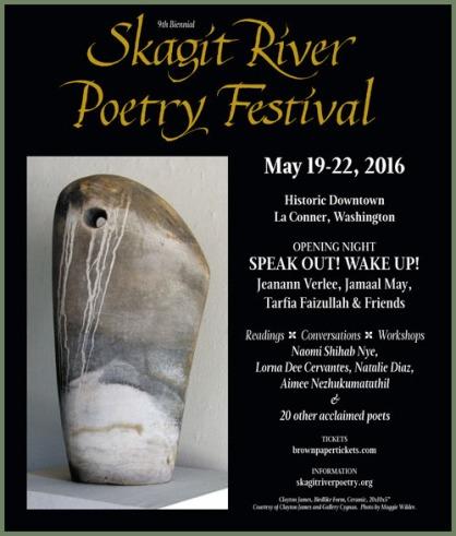 Skagit River Poetry Festival 2016