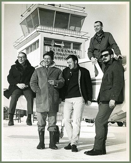 Alaska Flying Poets