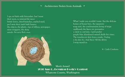 Architecture Stolen from Animals - Carla Conforto
