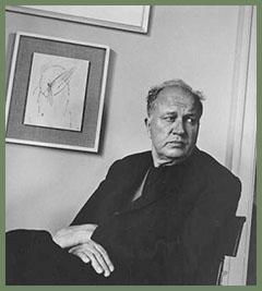 Theodore Roethke photo by Mary Randlett