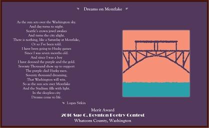 Dreams on Montlake - Logan Sitkin