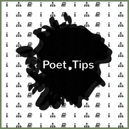 Poet Tips