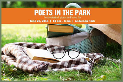 Poets in the Park 2016