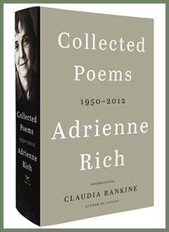 Adrienne Rich - Collected Poems 1950-2012