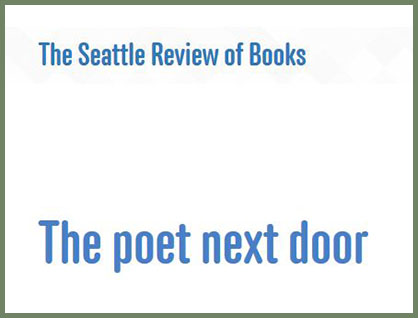 Seattle Review of Books