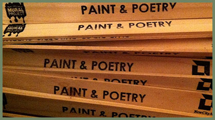 Paint and Poetry