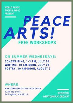 Peace Arts!