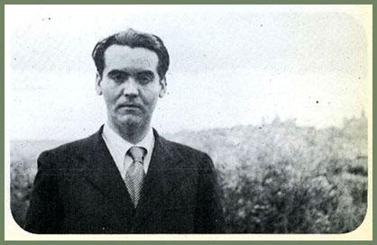 Federico García Lorca by Marcelle Auclair