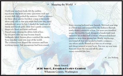 Mapping the World - Joe Nolting