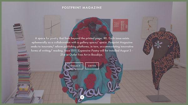 Postprint Magazine