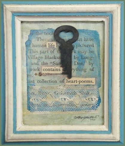 Robyn Hood Black - found poem