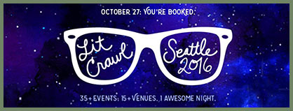 Lit Crawl Seattle 2016