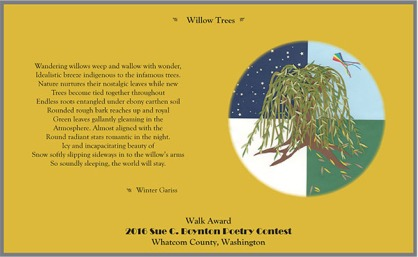 Willow Trees by Winter Gariss