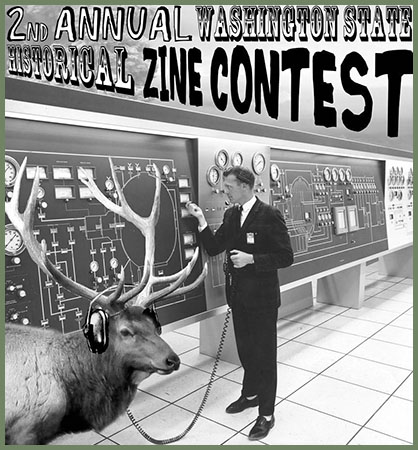 2nd Annual Historical Zine Contest