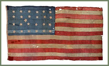 rare flag