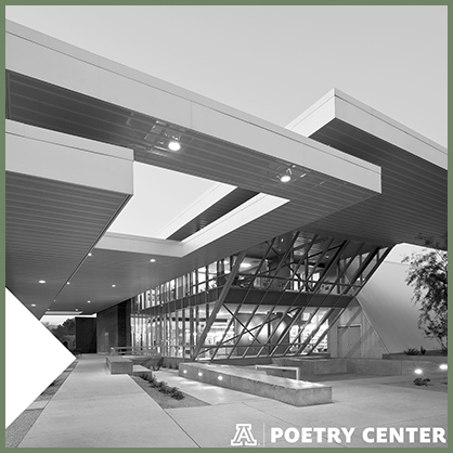 architectural photo of the University of Arizona Poetry Center